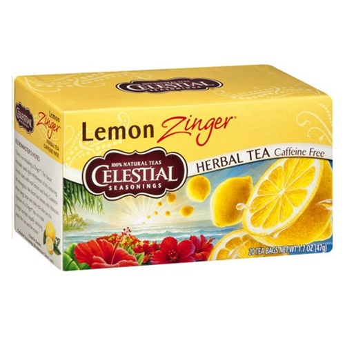 CELESTIAL TEA BAGS 20bags