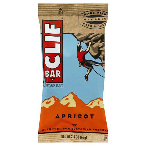 CLIF BAR APRICOT 2.4oz