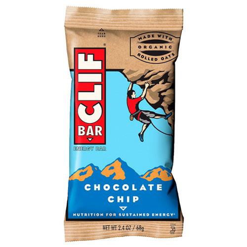 CLIF BAR CHOCOLATE CHIP 2.4oz