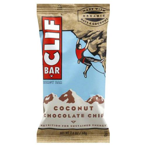 CLIF BAR COCONUT CHOCOLATE CHIP 2.4oz