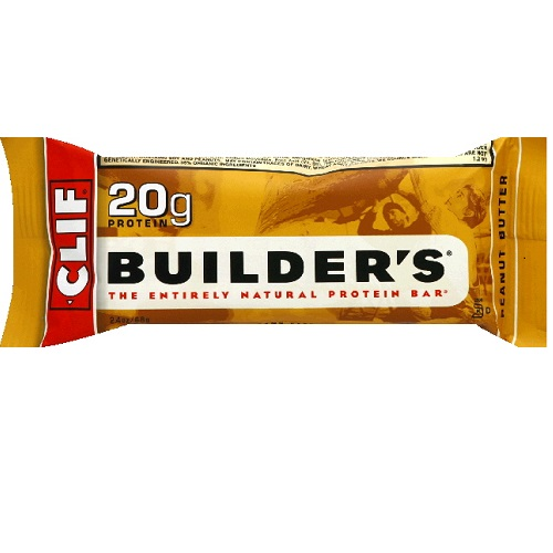 CLIF BUILDER'S PROTEIN CHOCOLATE PEANUT BUTTER PROTEIN BAR 2.4oz