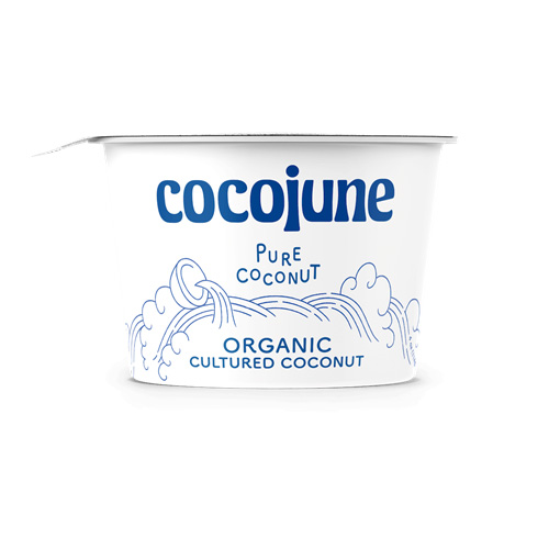 COCOJUNE ORGANIC CULTURED COCONUT PURE 4oz