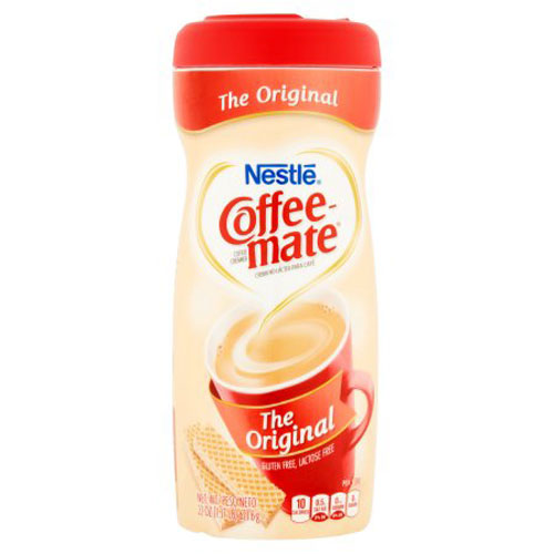 COFFEE MATE ORIGINAL  22oz