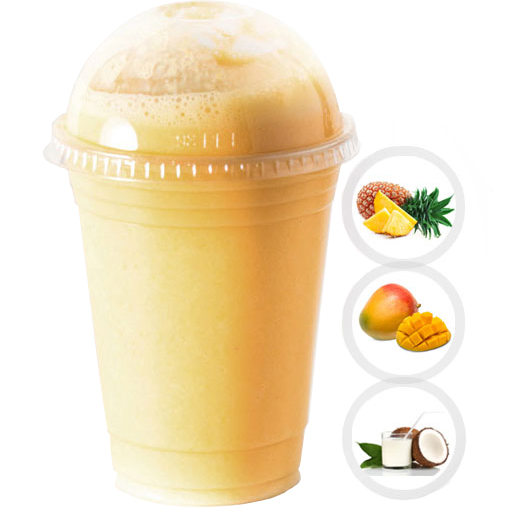 COPA CABANA (PINEAPPLE, MANGO, COCONUT MILK) SELECT 16oz OR 20oz