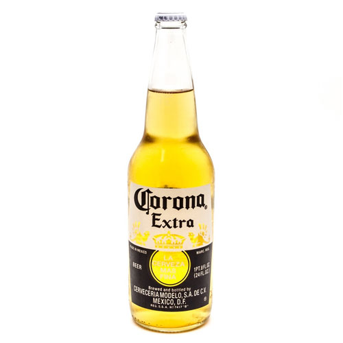 CORONA EXTRA  BOTTLE 24oz