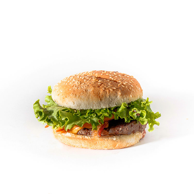 CREATE YOUR OWN BURGER (11:30am-2:30pm)