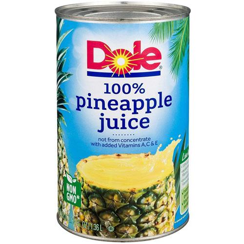 DOLE JUICE PINEAPPLE 59oz