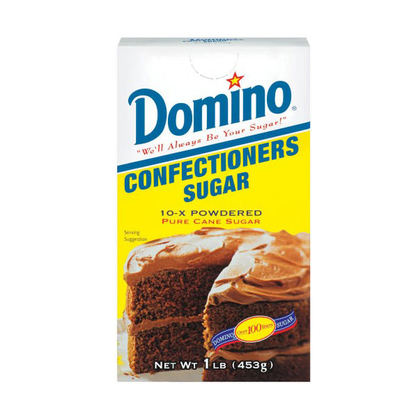DOMINO CONFECTIONERS SUGAR 16oz