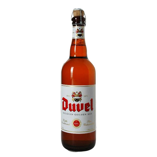 DUVEL GOLDEN BELGIAN ALE 750ml