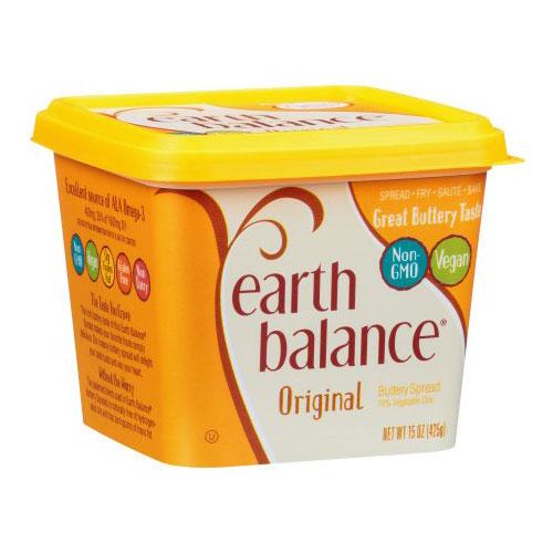 EARTH BALANCE BUTTER ORIGINAL 15oz.