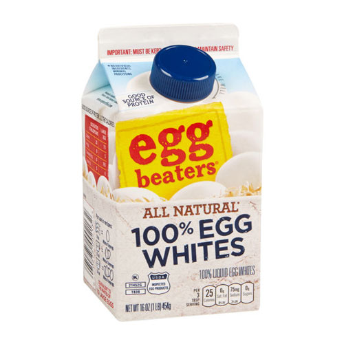 EGG BEATERS EGG WHITE 16oz