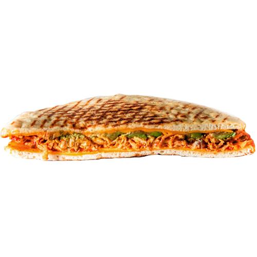 El Diablo - Grilled Chicken, Avocado, Cheddar Cheese, Chilli Sauce