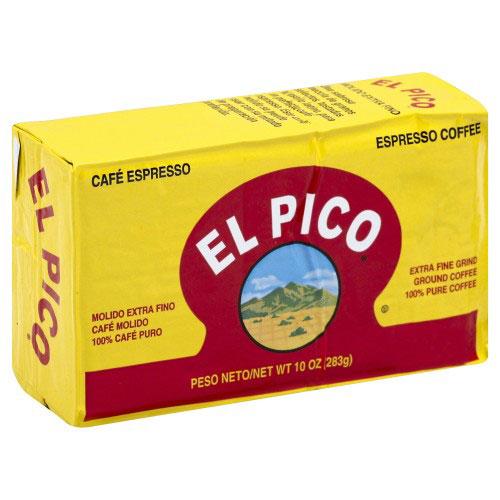 EL PICO CAFE ESPRESSO 10oz
