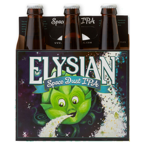 ELYSIAN SPACE DUST IPA 12oz 6pk