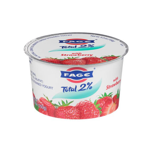 FAGE GREEK YOGURT 2% STRAWBERRY 5.3oz