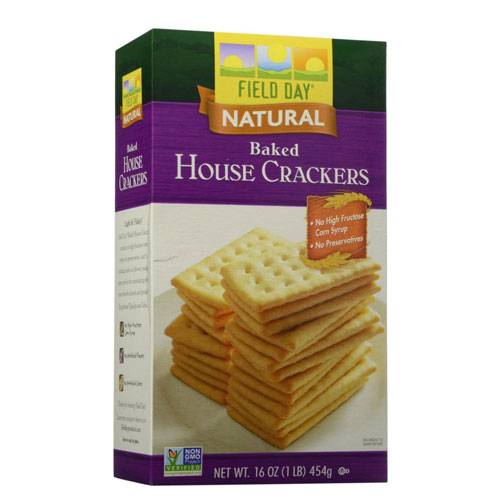 FIELD DAY  HOUSE CRACKERS BAKED 16oz