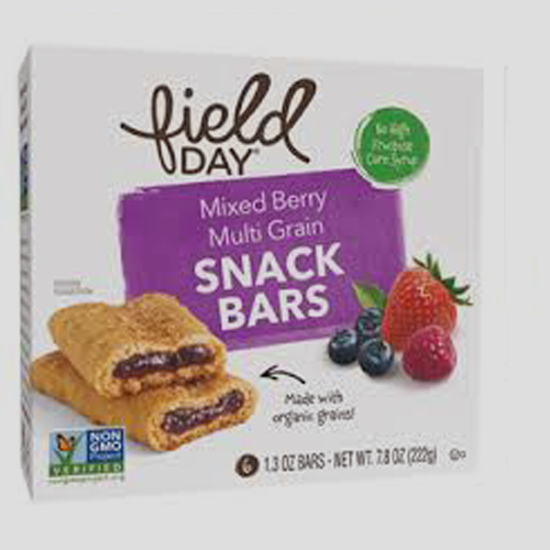FIELD DAY SNACK BARS MIXED BERRY MULTI GRAIN 6-37gm