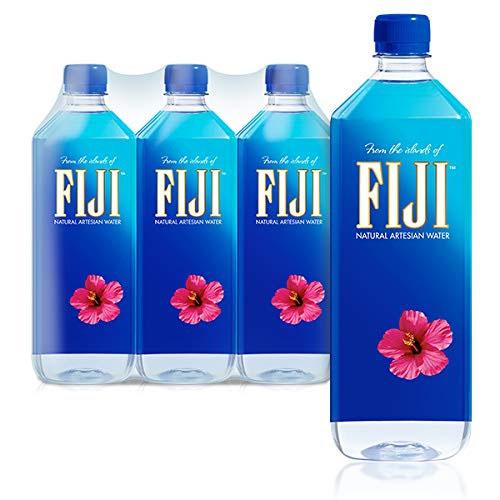 FIJI NATURAL ARTESIAN WATER 1L 6PK