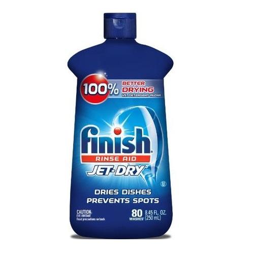 FINISH JET DRY RINSE AID 8.45oz