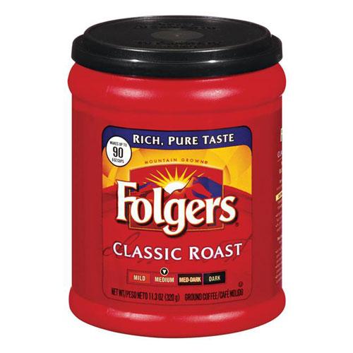 FOLGERS CLASSIC ROAST 11.3oz