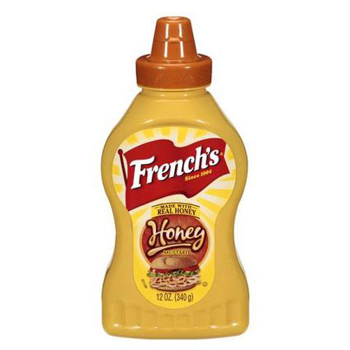 FRENCH'S HONEY MUSTARD 12oz