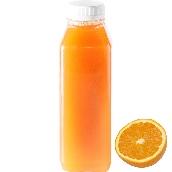 FRESH SQUEEZED ORANGE JUICE 16oz