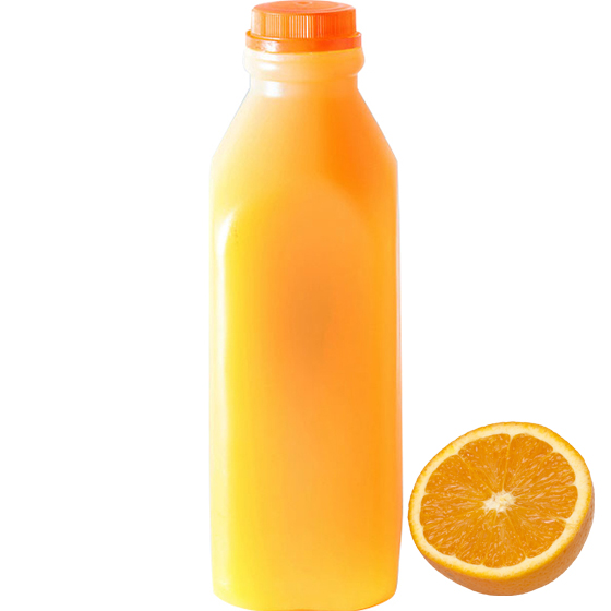 FRESH SQUEEZED ORANGE JUICE 1quart