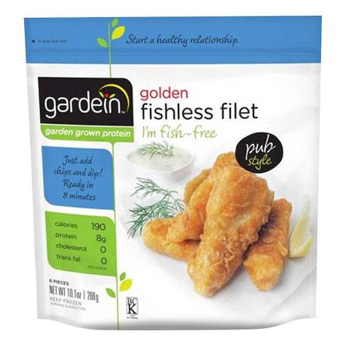 GARDEIN FISHLESS FILET 10.1oz