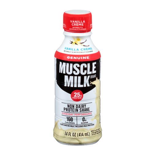 MUSCLE MILK NON-DAIRY PROTEIN SHAKE 17oz