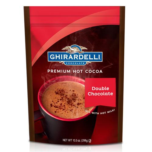 GHIRARDELLI  HOT COCOA DOUBLE CHOCOLATE 10.5oz