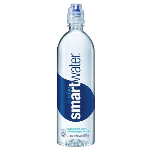 GLACEAU SMART WATER 23.7oz