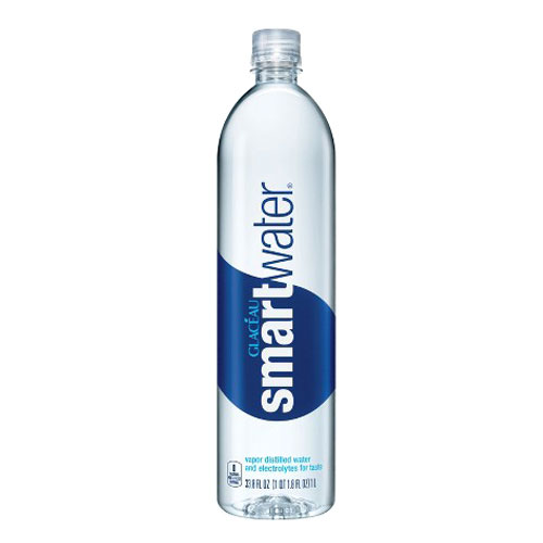 GLACEAU SMART WATER 33.8oz