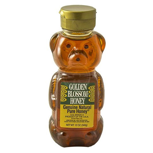GOLDEN BLOSSOM HONEY 12oz