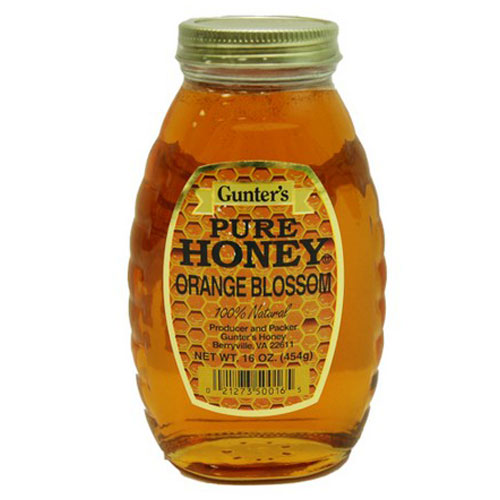 GUNTERS HONEY ORANGE BLOSSOM 16oz