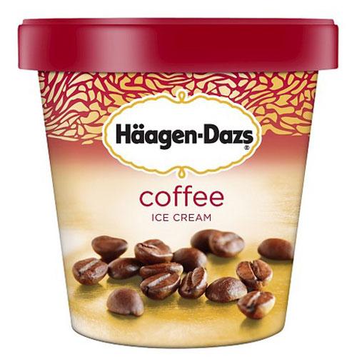 HAAGENDAZS ICE CREAM COFFEE 14oz
