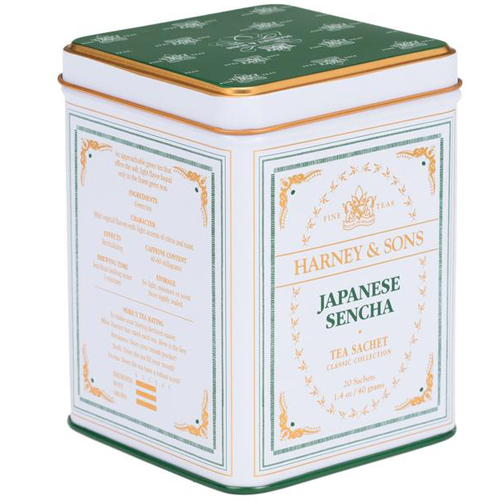 HARNEY & SONS TEA SACHET CLASSIC COLLECTION 20pk