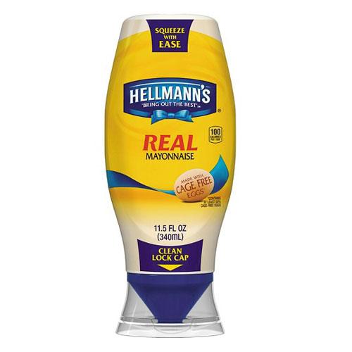 HELLMANN'S MAYONNAISE 11.5oz