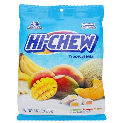 HI-CHEW TROPICAL MIX 3.53 oz