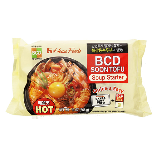 HOUSE FOODS SOUP KIT SOON TOFU HOT 13oz