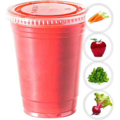 HUDSON (CARROT, APPLE, PARSLEY, BEET) SELECT 16oz OR 20oz