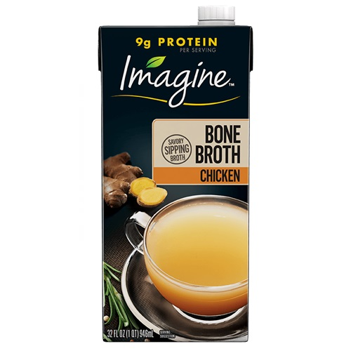 IMAGINE ORGANIC BONE BROTH CHICKEN 32oz