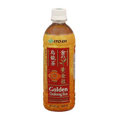 ITOEN GOLDEN OOLONG TEA 16.9oz