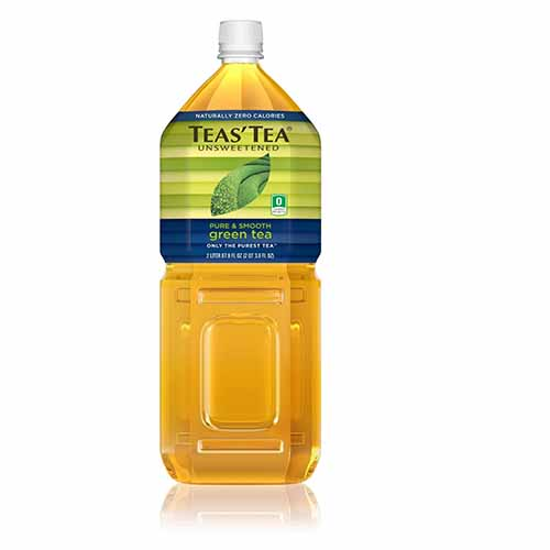 ITOEN TEA'S TEA UNSWEETENED GREEN TEA 67.6oz 2lt