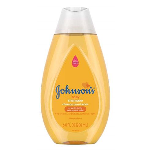 JOHNSON'S BABY SHAMPOO 6.8oz