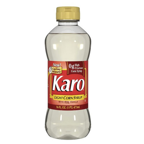 KARO LIGHT CORN SYRUP WITH VANILLA 16oz