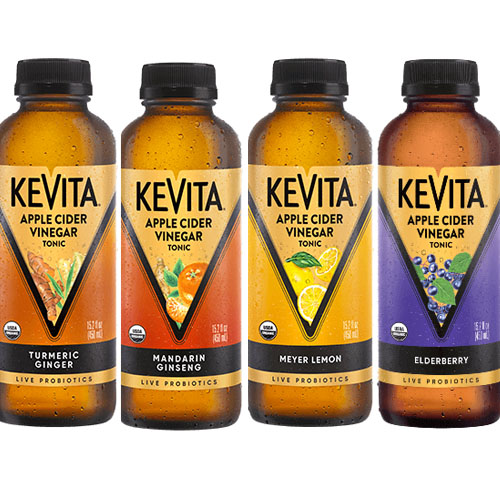 KEVITA APPLE CIDER VINEGAR TONIC 15.2oz
