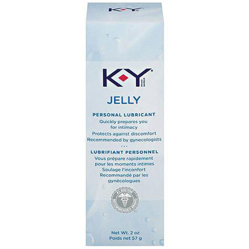 KY JELLY PERSONAL LUBRICANT 2oz