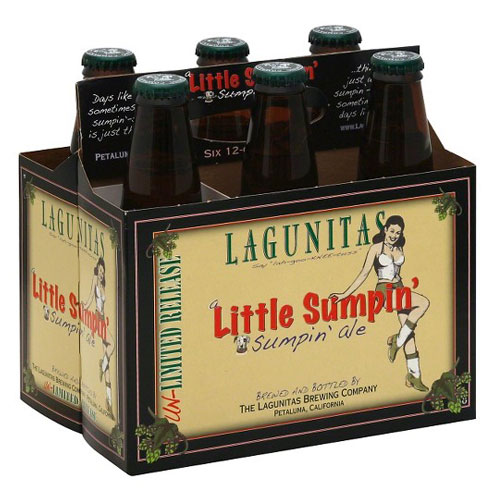 LAGUNITAS LITTLE SUMPIN 6pk 12oz.