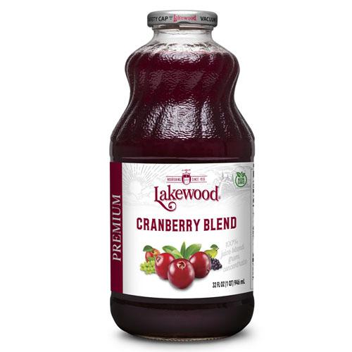 LAKEWOOD JUICE CRANBERRY BLEND 32oz