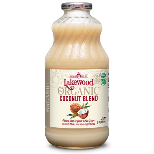 LAKEWOOD ORGANIC JUICE BLEND COCONUT 32oz